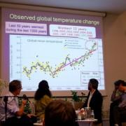 Opklimmen uit koudste periode Holoceen, uitgelegd als ramp...