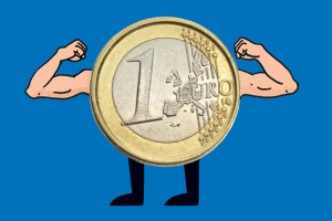 euro sterk