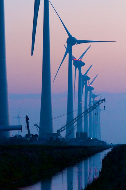 De gigamolens in de Noord Oost Polder: 1,2 miljard euro subsidies