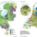 Veranderd grondgebruik NL 1900-2005