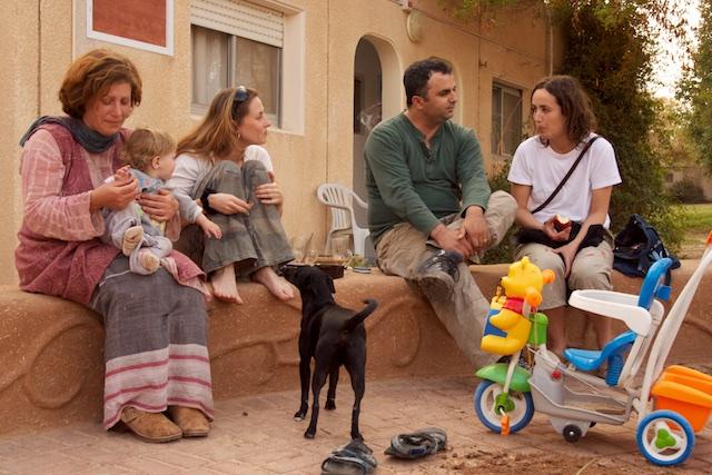 Kibboets Lotan, een plukje groen in de woestijn met 'zelfredzame' gemeenschap