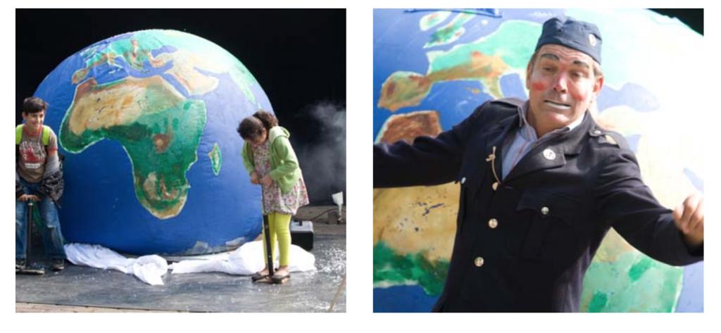 Klimazisme waarvoor Goebbels zich zou schamen. De leeglopende aarde laten oppompen door schuldbewuste klimaatjugend