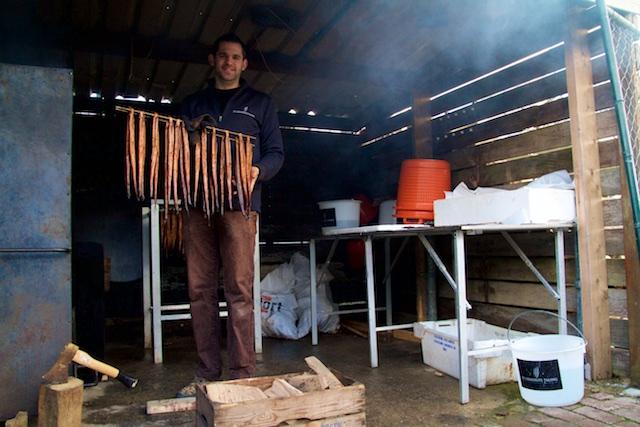 De paling was in 2009 uitgestorven: broodje aap, nee dan liever een broodje paling