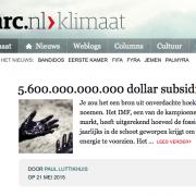 klimaatriooljournalistiek NRC Handelsblad