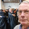 Jeroen Hetzler, achtergrond rechtszaal.na uitspraak Urgenda.