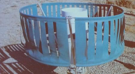 Regenmeter vanaf 1995