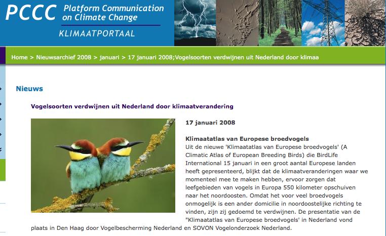 Het propaganda-clubje PCCC dat Nederland moest opwarmen voor meer windmolens