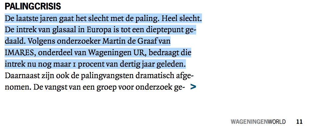Liegen is voor Hans Bothe en zijn Imares volstrekt normaal