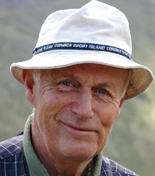 dr Dolf Boddeke, vm hoofd biologisch onderzoek RIVO (huidige Imares)