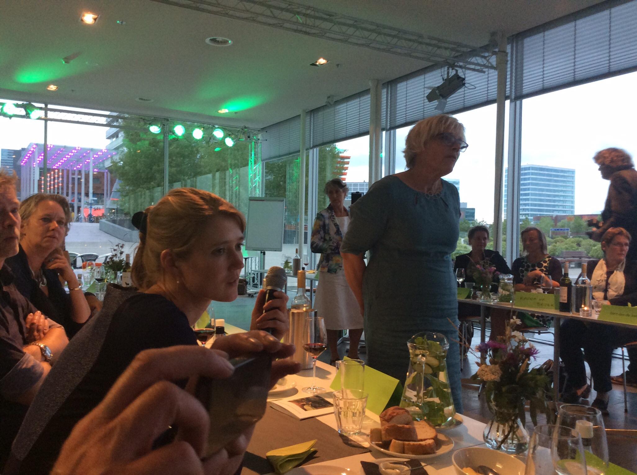 Expert meeting in Schouwburg Almere