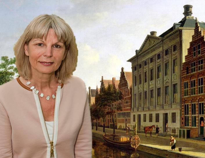 José van Dijck achtergrond Trippenhuis