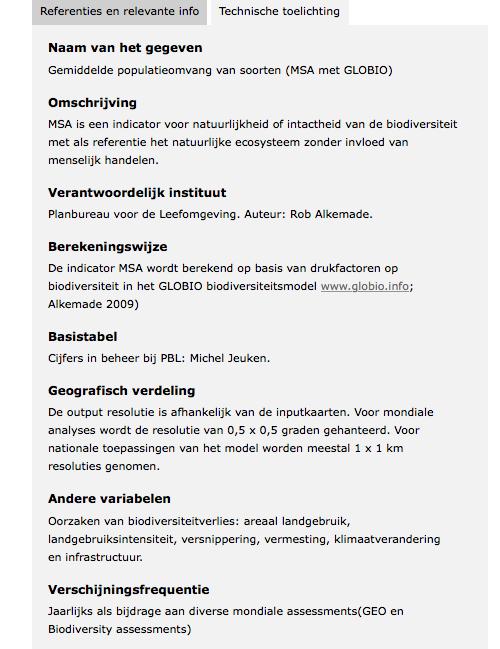 Auteur van MSA Nederland met Globio: er staat hier toch echt: Rob Alkemade, en die was weer terug van vakantie