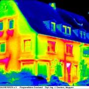 Woningisolatie Thermografie-FassadeAltbau