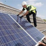 green deal solar-panel