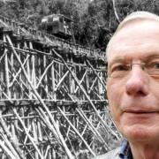 Jeroen achtergrond bridge river Kwai
