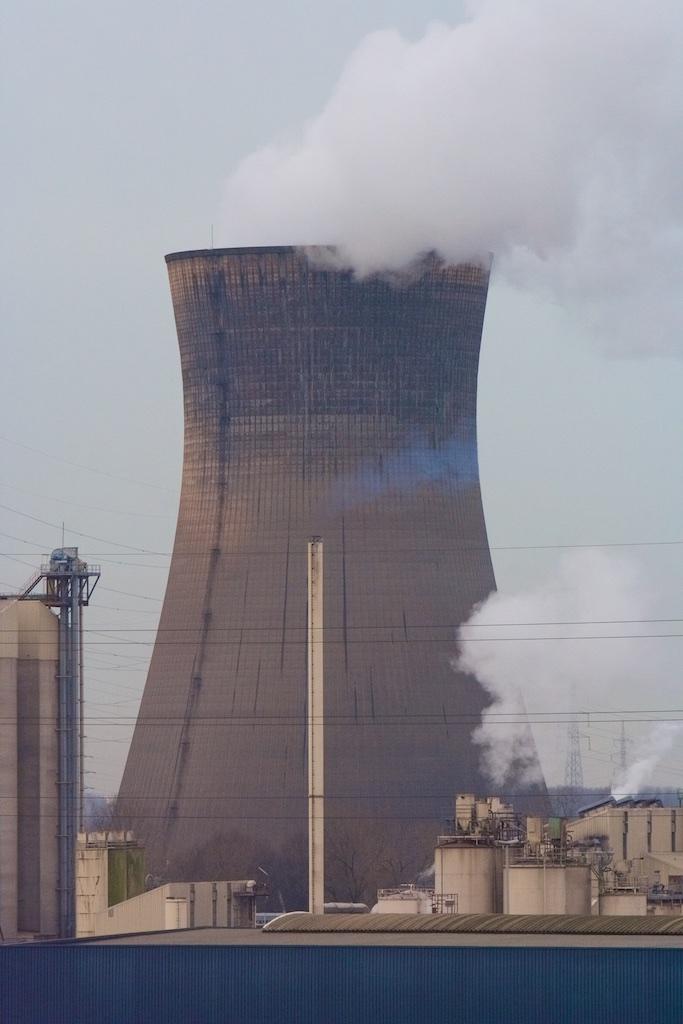 het enige redelijke alternatief van dit moment voor fossiel opgewekte elektriciteit