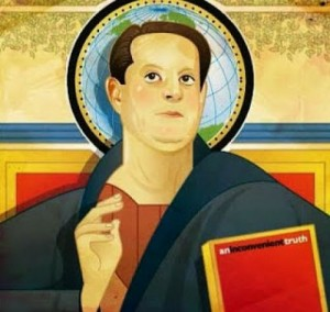 Al Gore Saint