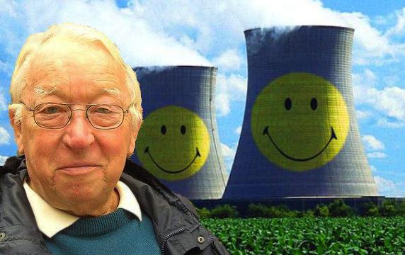 Dick Thoenes achtergrond Nuclear reactors