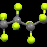 Perfluorodecyl-chain-from-xtal-Mercury-3D-balls