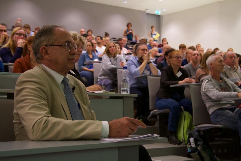 Frits Muskiet, emeritus van RUG
