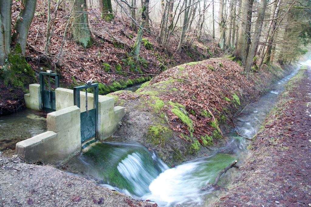 Water uit de bron van Rochefort
