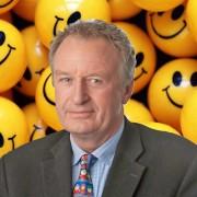 Simon Rozendaal achtergrond smiley
