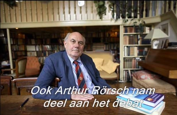 Arthur Rörsch klimaatlied Knipsel