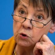 Barbara Hendricks, Bundesumweltminister