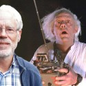 David Dirkse achtergrond back to the future
