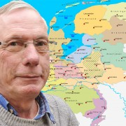 Jeroen achtergrond kaart Nederland