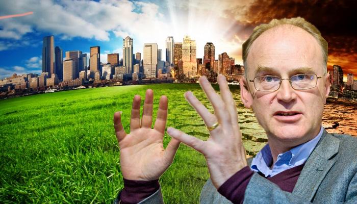 Matt Ridley achtergrond climate warskopie