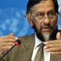 Pachauri presenteert het 5e IPCC rapport met dé claim die de sceptici het zwijgen op moet leggen