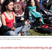 Klimaatdemagogie van Jelmer Mommers van De Correspondent: subsidie!