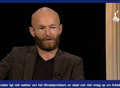 Zie het interview met mij op Podium TV, en vergelijk dat met de linkse propagandakolder van de NOS...