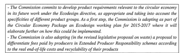 Er kan nog meer lastenverzwaring bij, vermomd als innovatie en 'duurzaam'