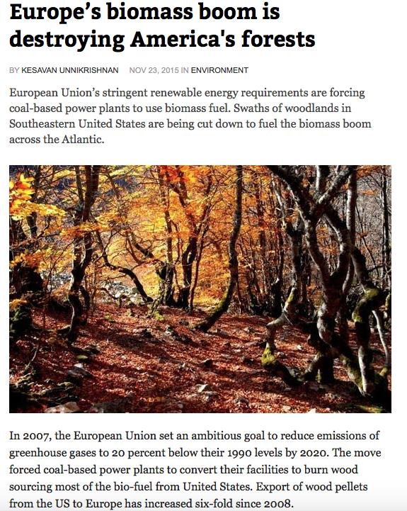 De menheid-haters van de milieubeweging vernietigen ook de natuur