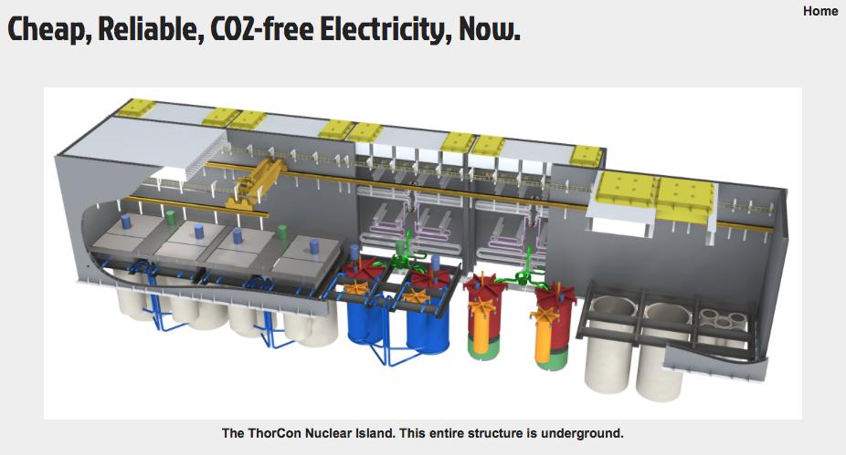 Prototype, onderzoeksreactor, in 2050 geen enkel windvaantje of zonnespeeltje nodig?