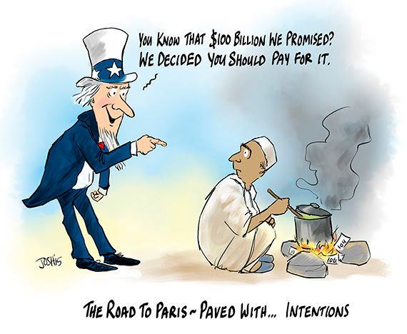 cartoon COP 21