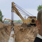 Poetin achtergrond aardgaspijpleiding