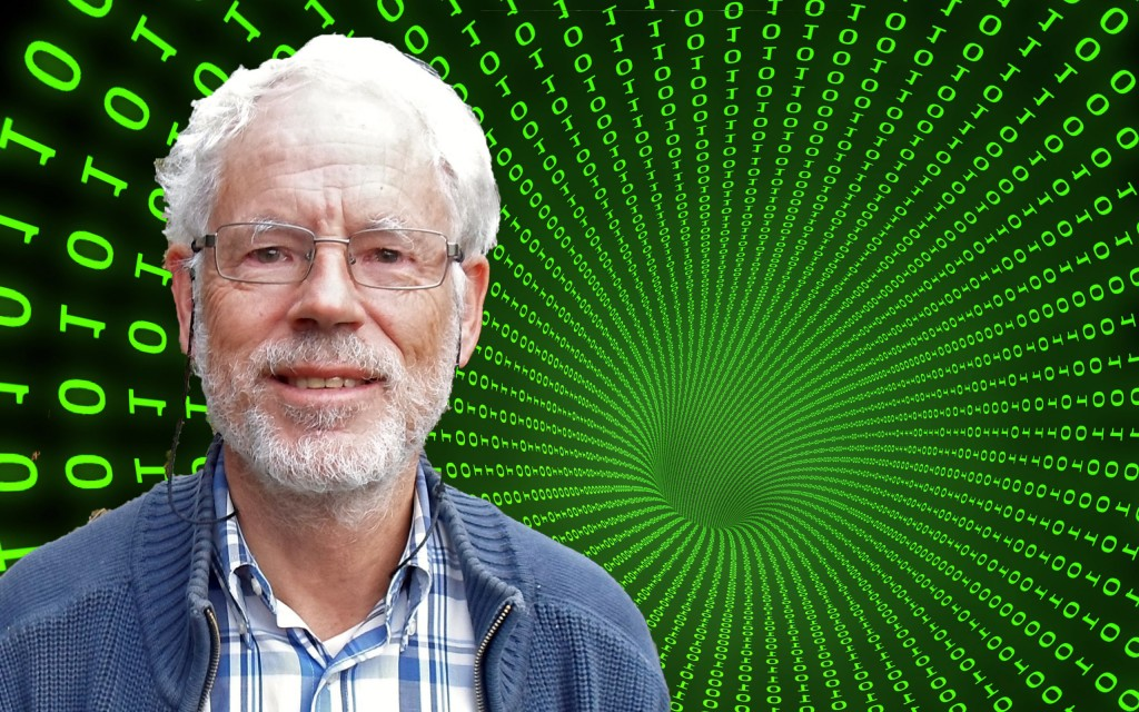 David achtergrond Matrix