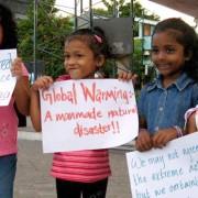 Global warming scare climatekids