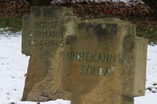 Dankzij de wil om Germaan de Voorste te zijn, werden nogal wat Germanen uit de genenpoel geknald...