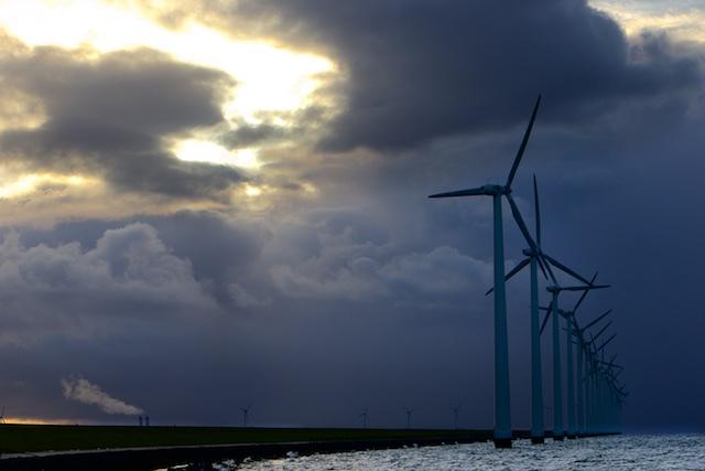 Energie uit het weer