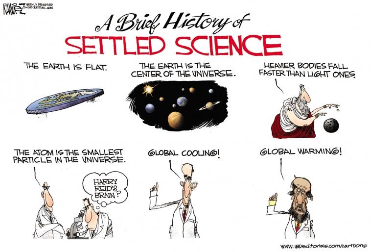 Ramirez setlled science