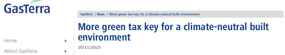 De toekomst is meer belasting, energie als luxegoed op de bon