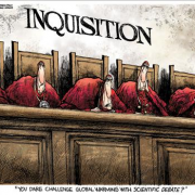 Inquisition global warming