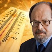 Lindzen achtergrond thermometer