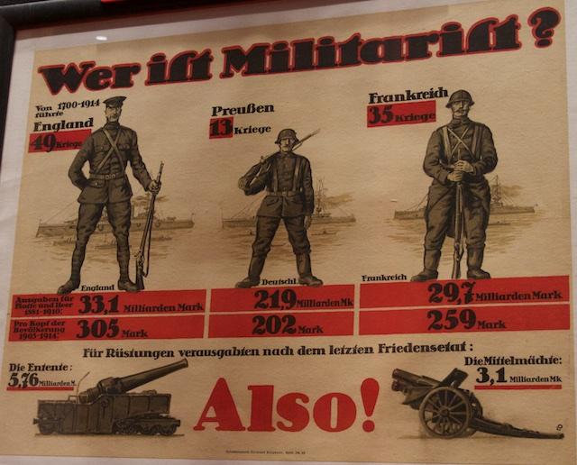 Exact voorrekenen hoeveel oorlogen door wie zijn gestart....dat werkte niet