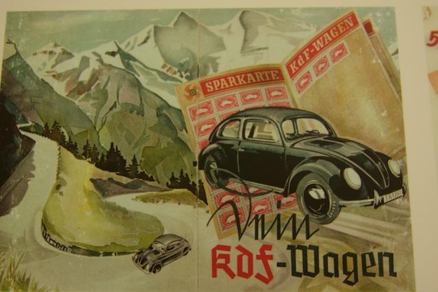 ...terwijl het meeste dat ze in de NS-tijd deden helemaal zo slecht niet was...Zoals de Volkswagen ontwerpen zodat iedereen een auto kon rijden