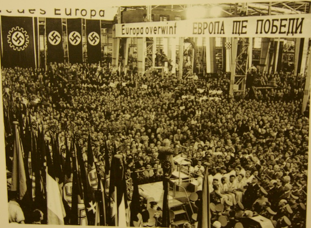 Europa overwint...